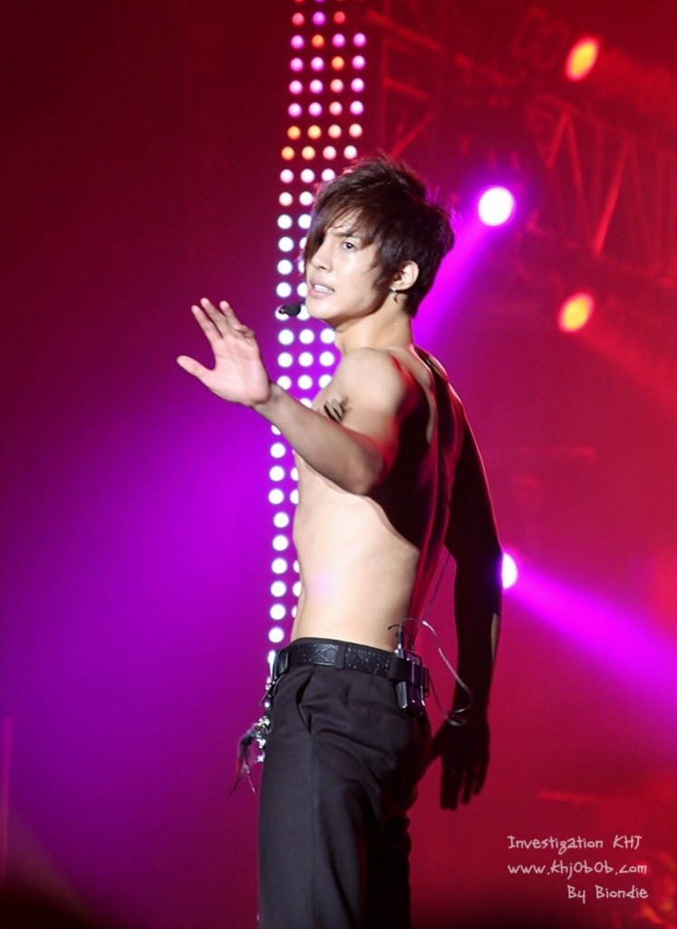 Kim Hyun Joong HOT!!!! (imagenes) Blog3